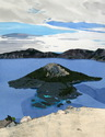 Wizard Island, Crater Lake