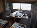 Painting Inside the Motorhome